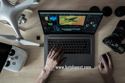 6 Software editing video terbaik Buat Pc 2019