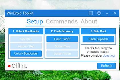 Cara Unlock Bootloader, Rooting Dan Memasang TWRP Pada Perangkat Android