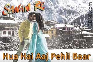 Hua Hai Aaj Pehli Baar - Sanam Re - Pulkit & Yami Gautam