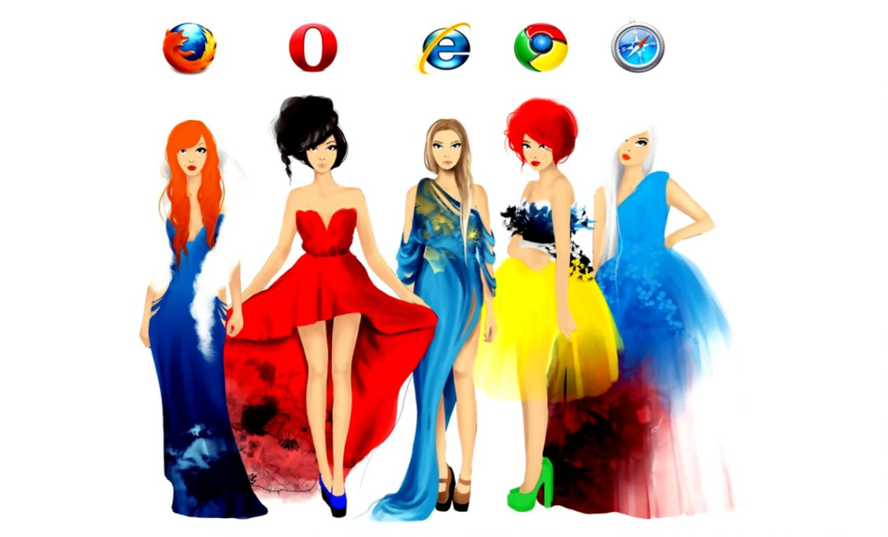 Firefox Girls Anime Wallpaper Important Wallpapers