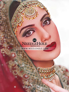 Royal Look Arabic Bridal Choker Jewellery Set For Indian Pakistani Brides