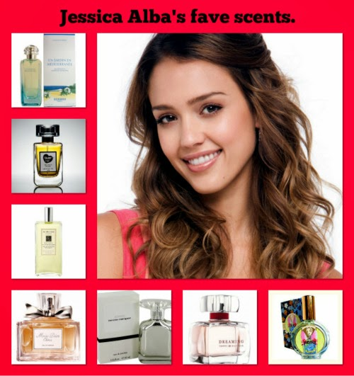 Perfumes Worn By Your Favorite Celebrities Part 2