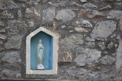 Virgin Mary Sainte Suzanne
