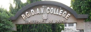 PGDAV College Evening Recruitment