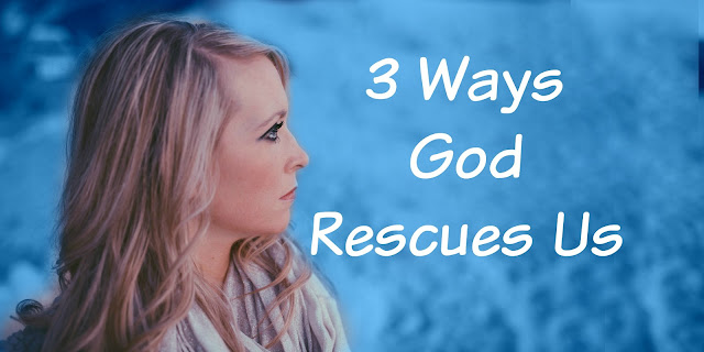 3 Ways God Rescues Us- Insights From the Red Sea, Jericho, and Jonah