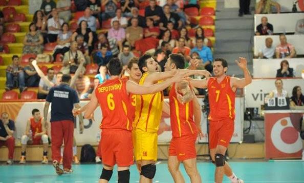 Volleyball Europaliga -  Nach zwei Siegen gegen Türkei vorzeitig ins Halbfinale!