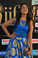 Madhu Shalini Looks Super Cute Slim trim Blue Choli Ghagra IIFA Utsavam Awards 07.JPG