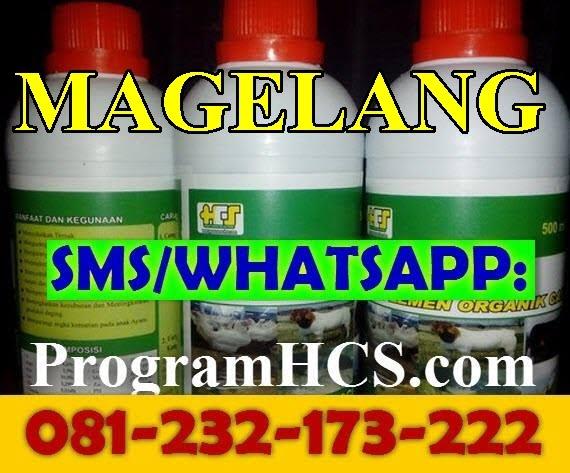 Jual SOC HCS Magelang
