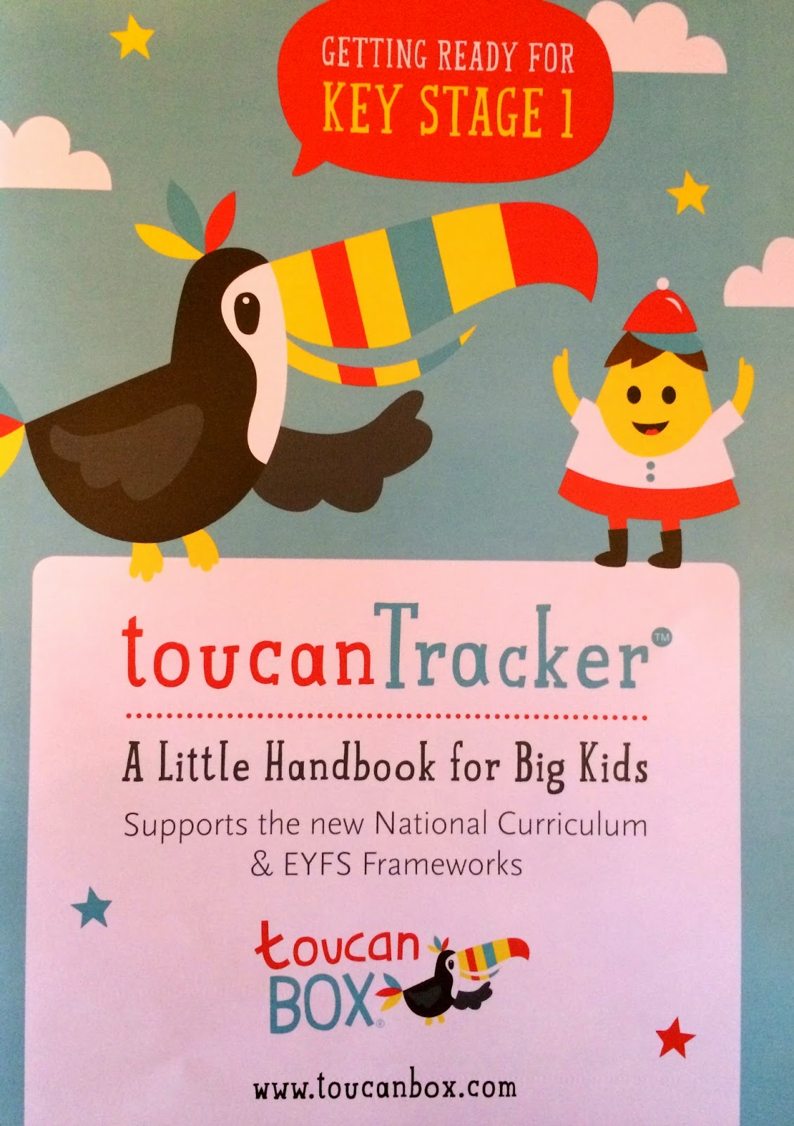 Toucan Box Review - Curriculum Document