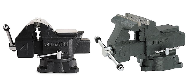 Coupons And Freebies Craftsman 4 In Bench Vise Reg 69 Craftsman 6 In Bench Vise