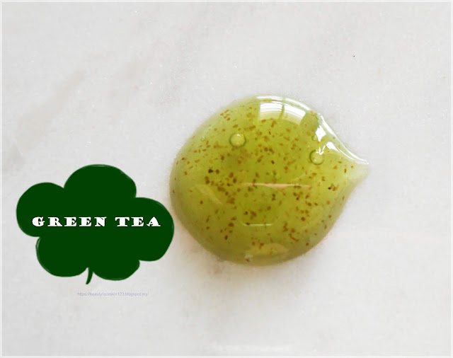 Althea Real Fresh Skin Detoxers Green Tea