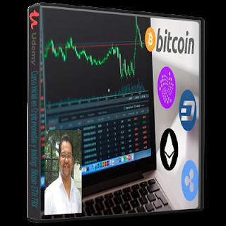Udemy - Curso inicial en Criptomonedas y trading Bitcoin ETH TRX