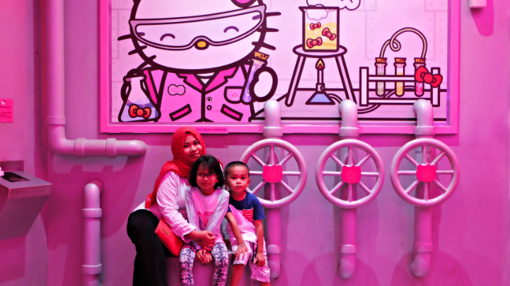 Hello Kitty Adventure Dufan
