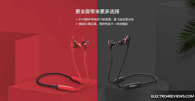 New Super design Lenovo Thinkplus Pods One headphone | electro4reviews