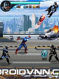 Android Apps & Themes Download Spot: The Avengers  v1 1 0 Full Apk