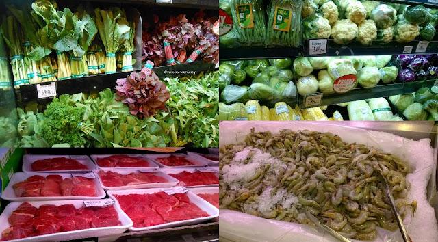 HERO Supermarket Sayur mayur dengan kualitas premium