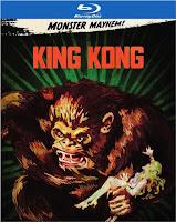King Kong 1933 Mayhem Edition Blu-ray