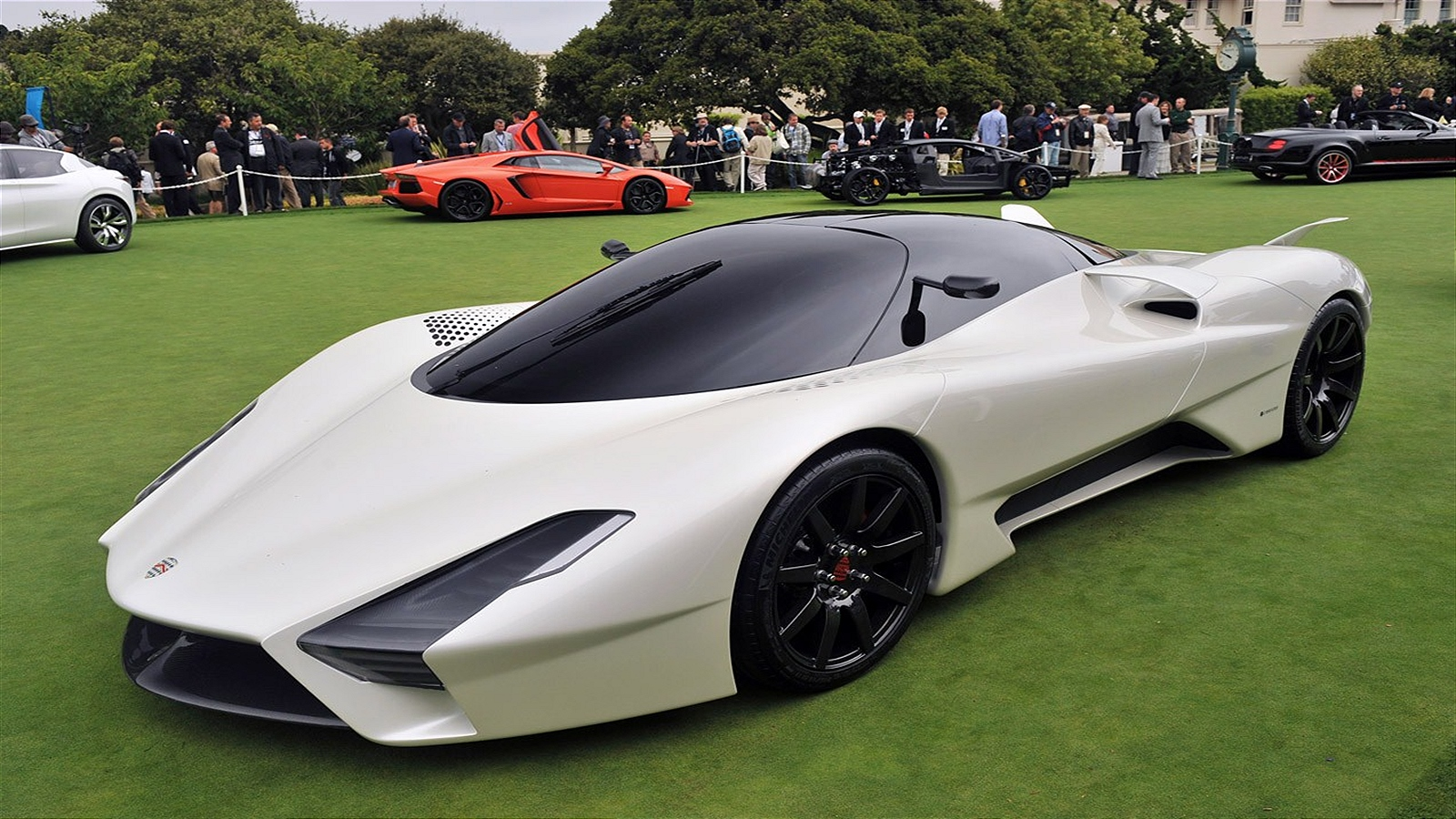 In 2009 Ssc Updated The Ultimate Aero Tt With The New Version Having An Increase In Power Of 15 Over The Older Model Ssc Predicts A Top Speed Of Over
