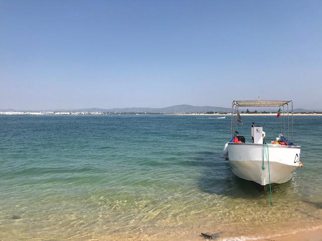 Barra da Armona
