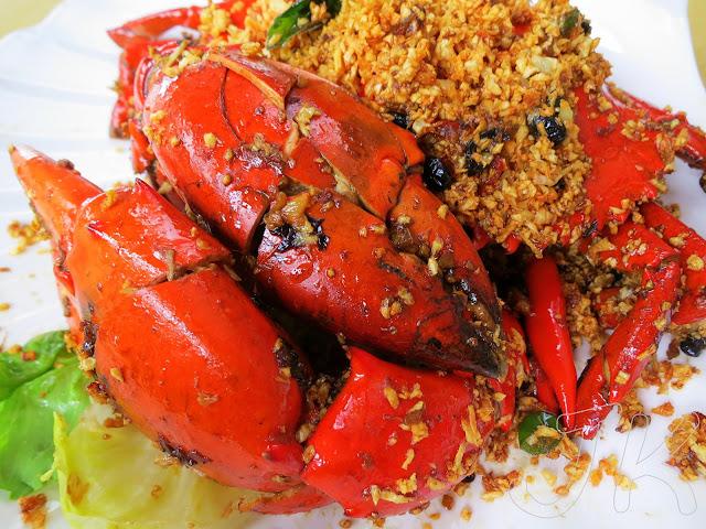 Crabs Johor