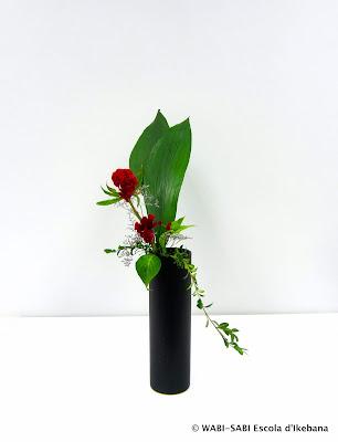 Ikebana-nageire-floral