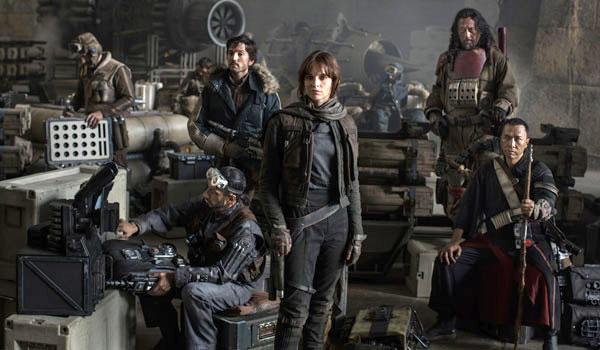 Rogue One: Uma História Star Wars - filme