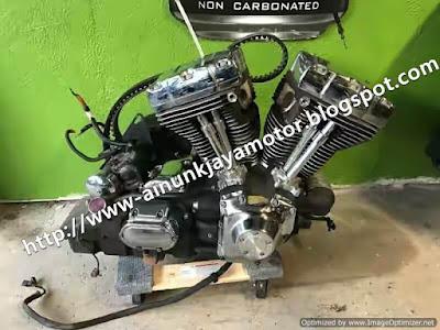 mesin motor harley davidson