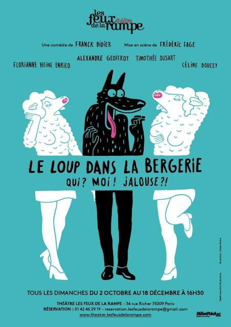 Franck Didier auteur de pièces et comédies
