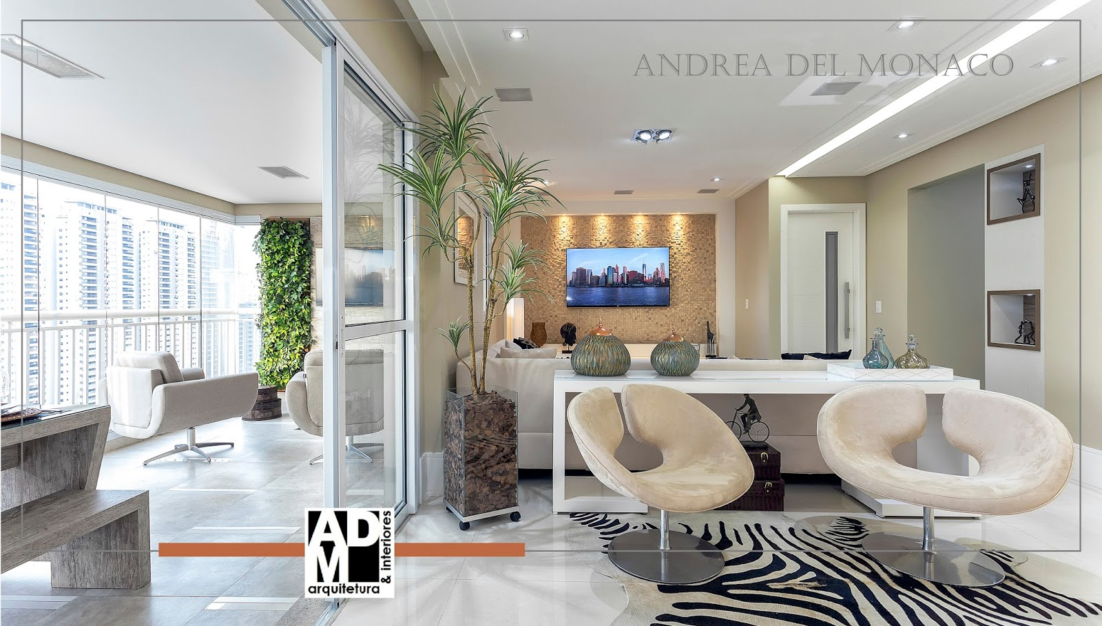 Andrea Del Monaco ADM arquitetura & interiores #995232 1600 909