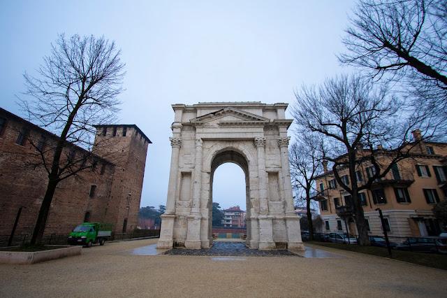Arco dei Gavi-Verona