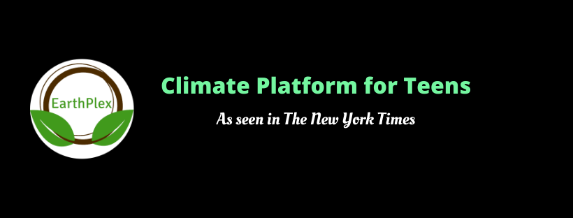 EarthPlex - Climate Platform for Teens