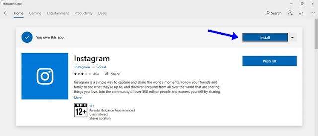 Cara Menggunakan DM Instagram di PC