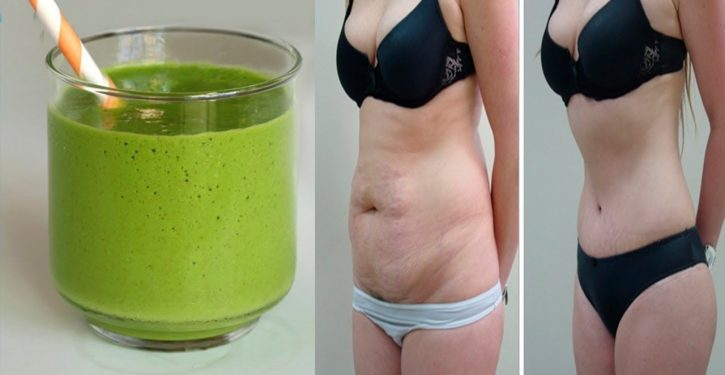Drink This Every Night Before Going To Bed To Deflate The Stomach And Lose Pounds