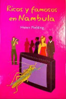 """""""Ricos y famosos en Nambula"""" de Helen Fielding"""