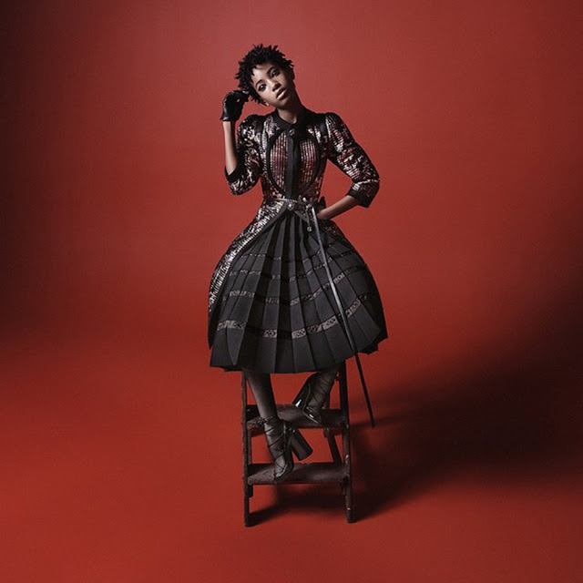 Willow Smith Scores Marc Jacobs Fall/Winter 15 Ad Campaign