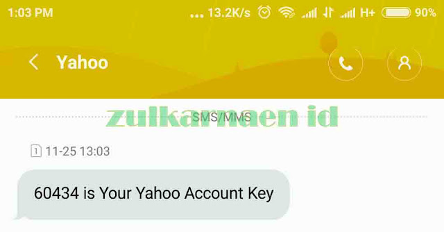 Cara Buat Email Baru di Yahoo Lewat HP Android Terbaru