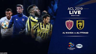 مشاهدة مباراة الاتحاد والوحدة بث مباشر اليوم 21-5-2019 في دوري ابطال اسيا