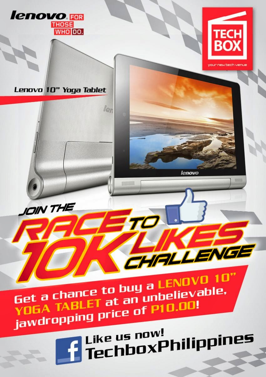 Techbox Philippines Race to 10K Challenge