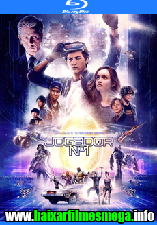 Download Jogador Nº 1 (2018) – Dublado MP4 720p / 1080p BluRay MEGA