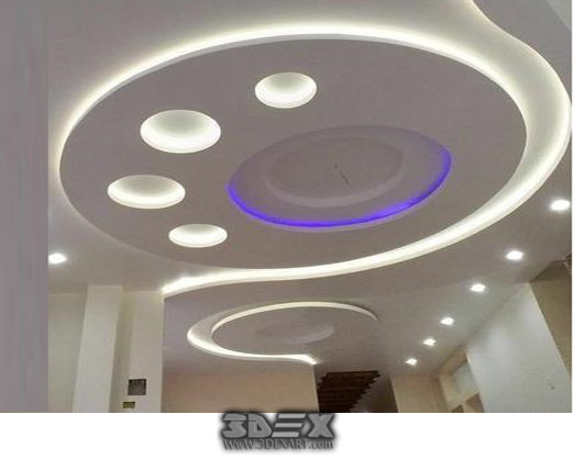 Latest Pop Design For Hall 50 False Ceiling Designs For
