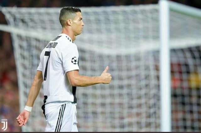 Cristiano Ronaldo Empoli 1 - 2 Juventus