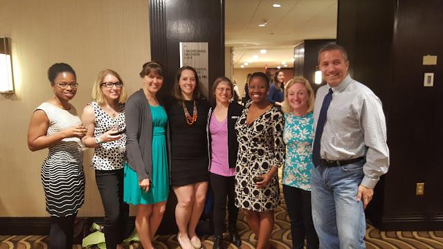 credit-union-cherry-blossom-10-miler-recap-dinner-ambassadors