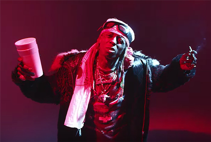 """Lil Wayne Releases New #MusicVideo """"Uproar"""""""