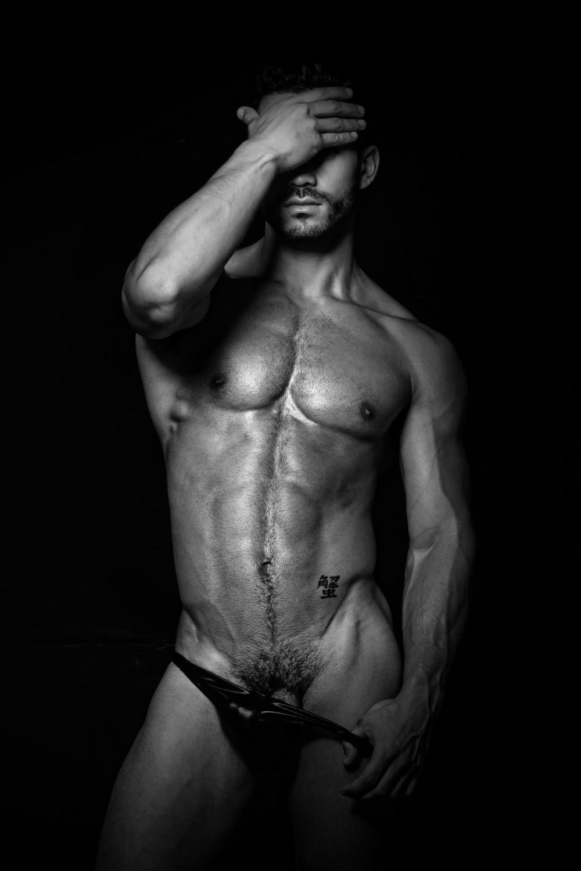 Мужское тело сексуальное