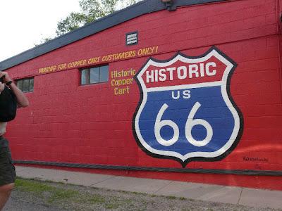 traverser la Route 66 USA