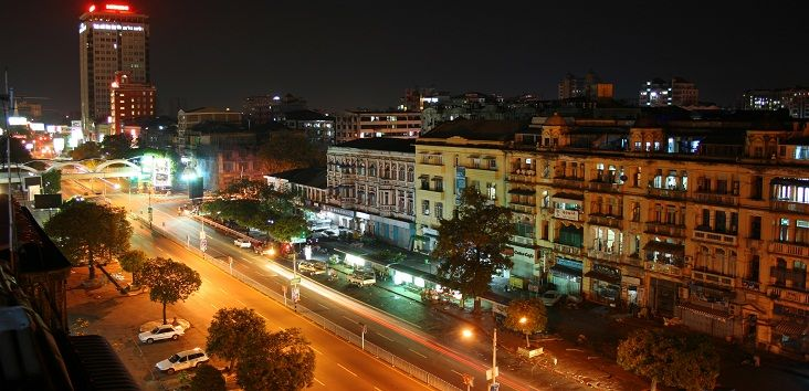 Guest Friendly Hotels Yangon