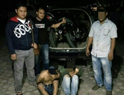 Bandit Spesialis Pencurian di Malam Hari