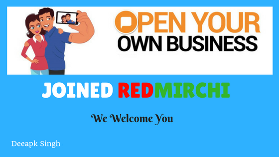 joined redmirchi as seller