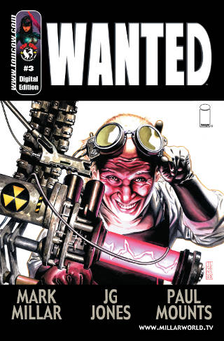 Wanted Comic #3 PDF