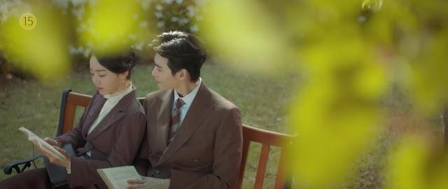 李鍾碩、申惠善《死之詠讚》公開首版預告片 淒美旋律透露哀傷結局